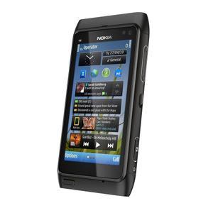 N8 16GB - Grijs - Simlockvrij