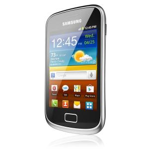 Galaxy Mini 2 S6500 - Schwarz- Ohne Vertrag