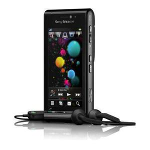 Sony Ericsson Satio (Idou) 0,128 Go - Noir - Débloqué
