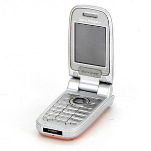 Sony Ericsson Z520i - Naranja- Libre