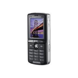 Sony Ericsson K750I - Schwarz- Ohne Vertrag