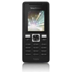 Sony Ericsson T250I - Schwarz- Ohne Vertrag