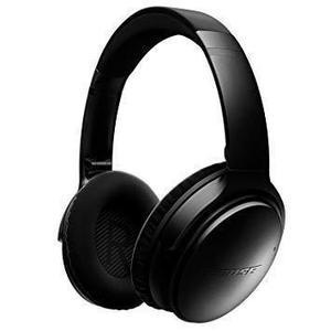 Hoofdtelefoon Bluetooth met Microfoon Bose QuietComfort 35 - Zwart