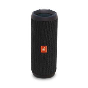 Lautsprecher  Bluetooth Jbl Flip 4 - Schwarz