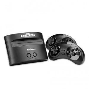 Konsoli Sega Mega Drive Genesis 1GB +2 Ohjaimien - Musta