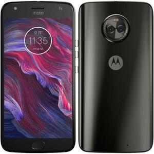 Motorola Moto X4 32 Gb Dual Sim - Negro - Libre