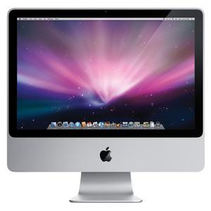 """iMac 24""""   (Début 2008) Core 2 Duo 2,8 GHz  - HDD 1 To - 4 Go AZERTY - Français"""