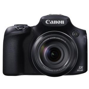 Bridge - Canon PowerShot SX60 HS - Noir
