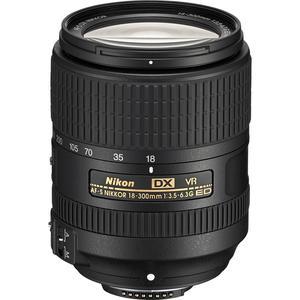 Nikon - Objectif AF-S DX 18-300 mm f/3,5-5,6 ED VR série G