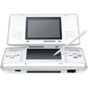 Nintendo DS  - HDD 0 MB - White