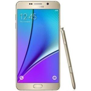 Galaxy Note 5 32GB Dual Sim - Oro