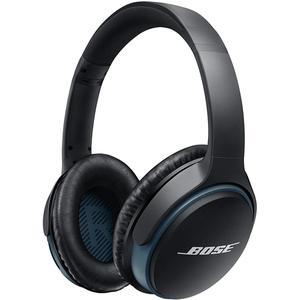 Bose Soundlink AEW II Koptelefoon Bluetooth Microfoon - Zwart/Blauw