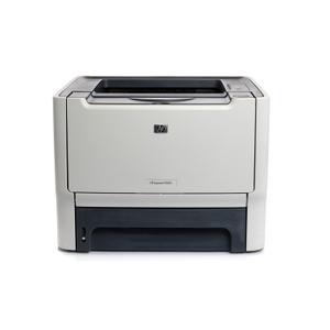 HP Laserjet P2015 - Mustavlakolasertulostin - Valkoinen