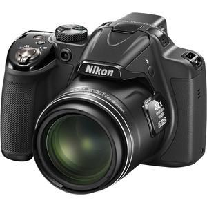 Nikon - Coolpix P530 - Noir