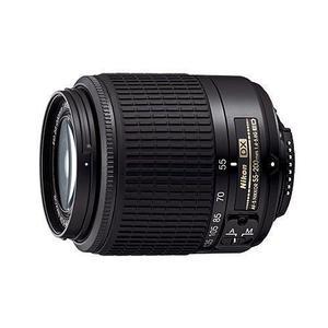 Objetivo Nikon Nikkor Mens AF-S DX 55-200mm