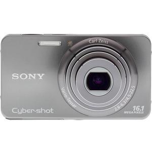 Compact Sony Cyber-shot DSC-W570 - Hopea + Objektiivi Sony 25–125 mm f/2.6–6.3