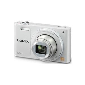 Compact Panasonic DMC SZ10 - Blanc + Lentille Panasonic 24-288mm f/3.1-6.3