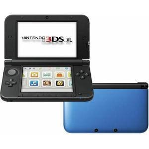 Console Nintendo 3DS XL 2Go - Bleu/Noir