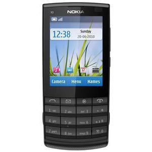 Nokia X3-02 - Negro- Libre