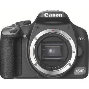 Canon EOS 450D Reflex 12,2 - Black