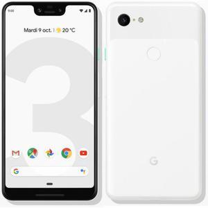 Google Pixel 3 64 Gb   - Weiß - Ohne Vertrag