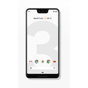 Google Pixel 3 XL 64 Gb   - Weiß - Ohne Vertrag