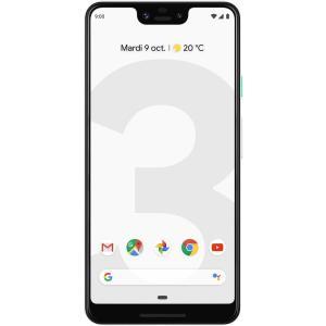 Google Pixel 3 XL 128 Go   - Blanc - Débloqué