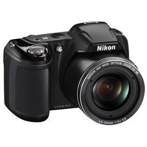 Bridge Nikon Coolpix L810 - Noir