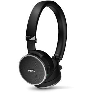 Casque Réducteur de Bruit   Bluetooth    Akg N60 - Noir