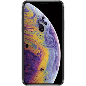 iPhone XS 64 Gb   - Silber - Ohne Vertrag