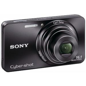 Cámara compacta Sony DSC-W570 - Negro + Objetivo Carl Zeiss Verio Tessar 25-125 mm f / 2.6-6.3