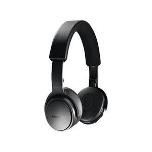 Hoofdtelefoon Bluetooth met microfoon Bose On Ear - Zwart