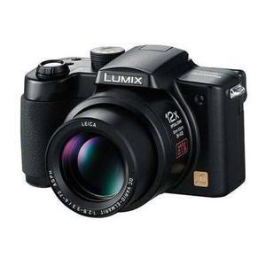 Kompakt Bridge Kamera Panasonic Lumix DMC-FZ5 - Schwarz