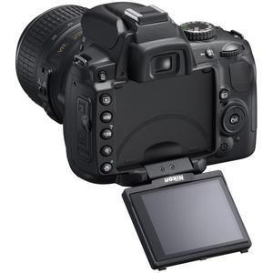 Reflex - Nikon D5000 Noir Nikon AF-S Nikkor 55-200mm f/4-5.6G VR