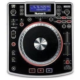 CD-soitin Numark NDX800 CD
