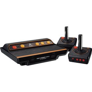 Console Atari Flashback 8 Gold 1GB + 2 Controllers - Zwart