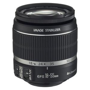 Objektiv Canon EF-S 18-55 mm
