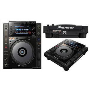 Pioneer DJ CDJ-2000 Nexus -DJ-mediasoitin