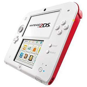 Console Nintendo 2DS - Bianco / Rosso