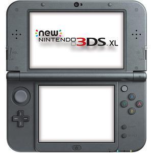 Console Nintendo 3DS XL 4Go - Brun