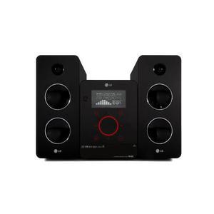 Micro HiFi-systeem LG FA162 - Zwart
