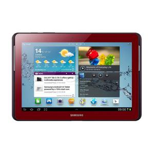 "Galaxy Tab 2 10.1 P5110 (Mai 2012) 10,1"" 16 Go - WiFi - Rouge - Débloqué"