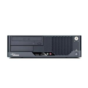 Fujitsu Esprimo E5730 E-STAR5 Core 2 Duo 2,93 GHz - HDD 160 GB RAM 3 GB