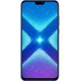Huawei Honor 8X 128 Gb - Blau (Peacock Blue) - Ohne Vertrag