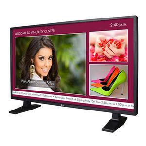 "Schermo 42"" LCD FHD LG 42WL10MS-B"