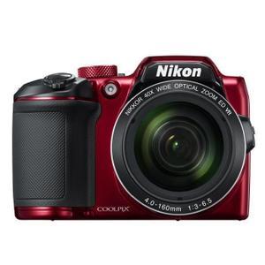 Appareil ponte della foto Nikon Coolpix B500 - Rosso