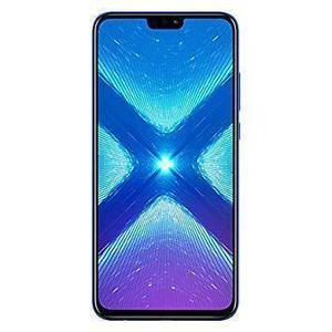 Huawei Honor 8X 64 Gb Dual Sim - Blau (Peacock Blue) - Ohne Vertrag
