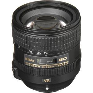 Objetivo Nikon AF-S Nikkor 24-85 mm F/3.5-4.5G ED VR