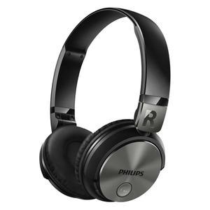 Casque Bluetooth avec Micro Philips SHB3185BK - Noir/Gris