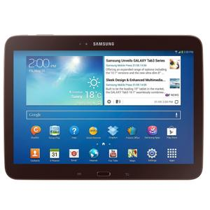 Galaxy Tab 3 (2013) 16GB - Castanho - (WiFi)